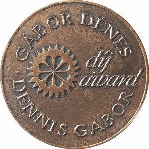 Gábor Dénes-díj Pályázati felhívás 2019