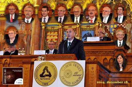 Gábor Dénes-díj 2014