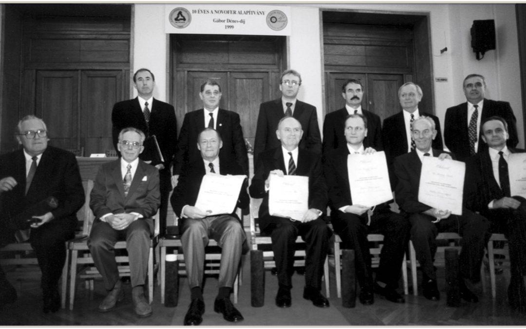 Gábor Dénes-díj 1999