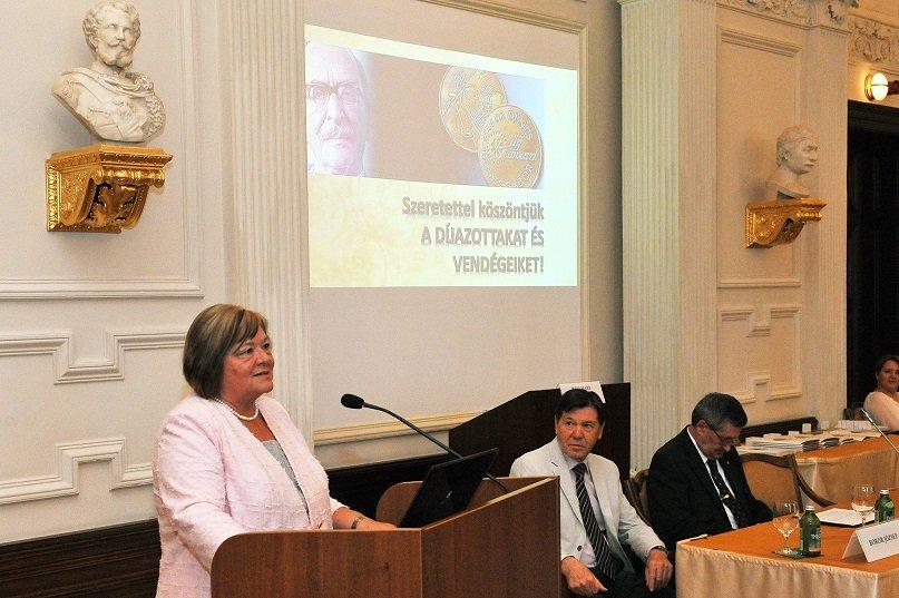 Gábor Dénes Középiskolai Ösztöndíj – Sajtóanyag