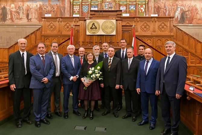 Gábor Dénes-díj 2019 – Sajtóanyag
