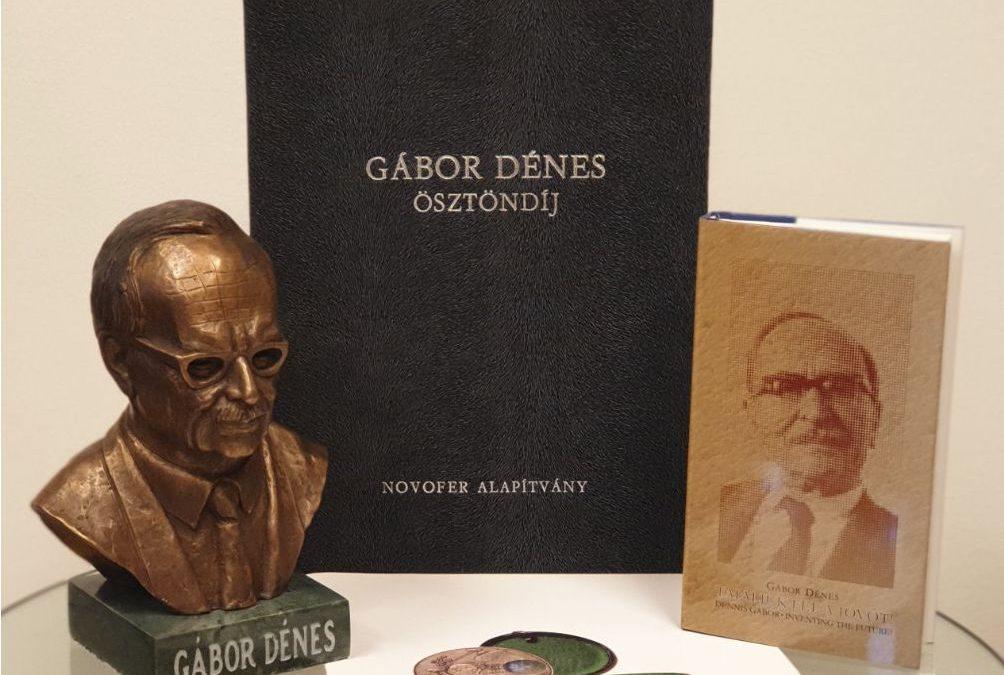 Gábor Dénes Középiskolai Ösztöndíj 2021 SAJTÓANYAG