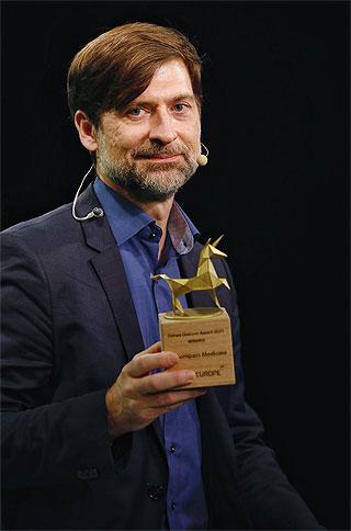 Future Unicorn-díjat kapott az Oncompass magyar egészségügyi startup